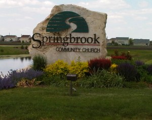 Landscaping Day @ Springbrook Community Church | Huntley | Illinois | United States