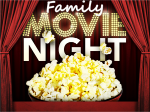 Family Movie Night @ Springbrook Community Church