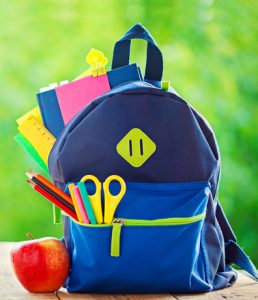 Backpack Drive @ Springbrook Community Church