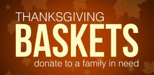 Thanksgiving Food Baskets @ Springbrook Community Church
