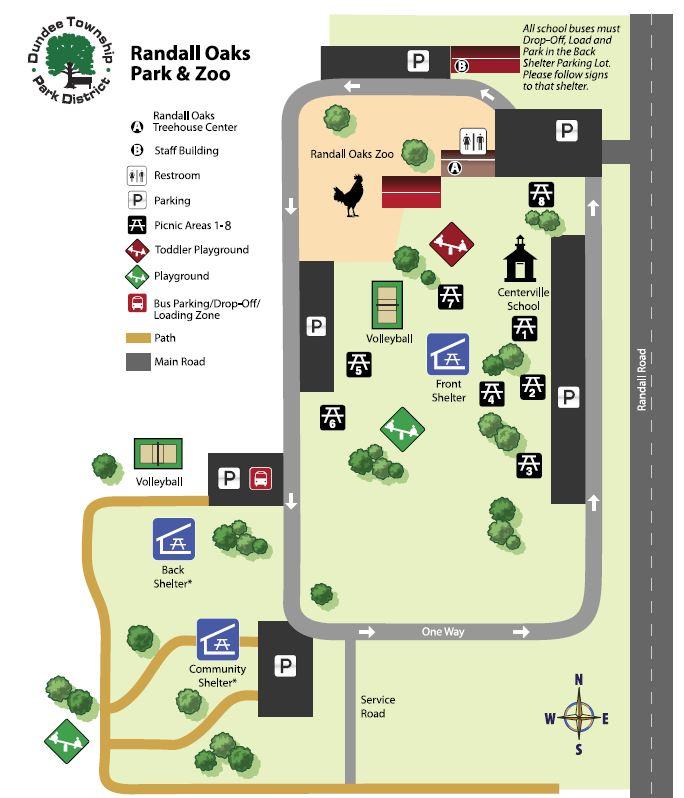Springbrook Picnic @ Randall Oaks Park & Zoo | West Dundee | Illinois | United States