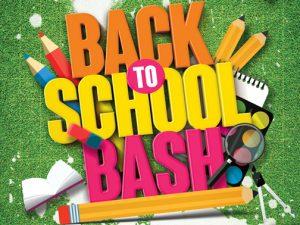 Back to School Bash @ Springbrook Community Church