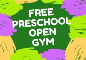 Preschool Open Gym @ Springbrook Community Church