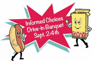 Informed Choices Drive-In Banquet @ McHenry Outdoor Theater