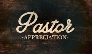 Pastor Appreciation @ Springbrook Community Church