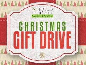 Informed Choices Christmas Gift Drive @ Springbrook Community Church